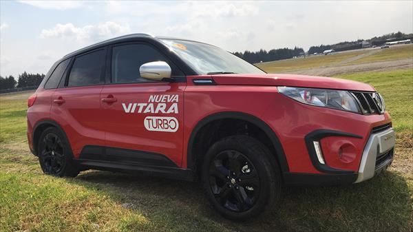 suzuki vitara turbo costado