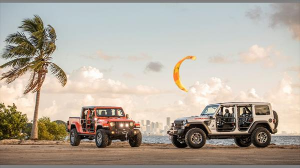 jeep wrangler y gladiator three o five