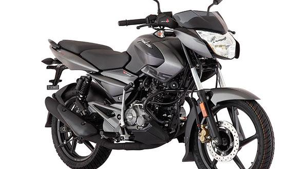 bajaj pulsar ns125 black