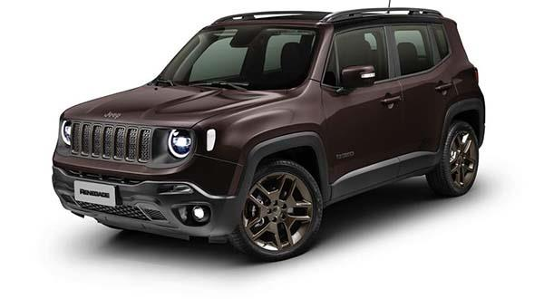 jeep renegade bronze edition2021