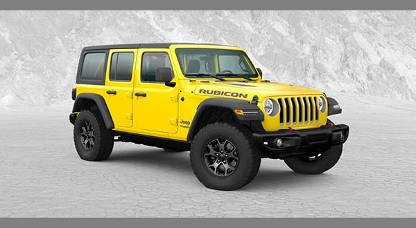 jeep wrangler rubicon xtreme trail rated 2020