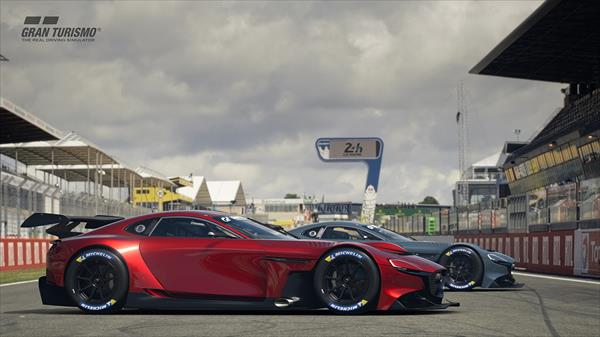 mazda rx vision gt3 lateral