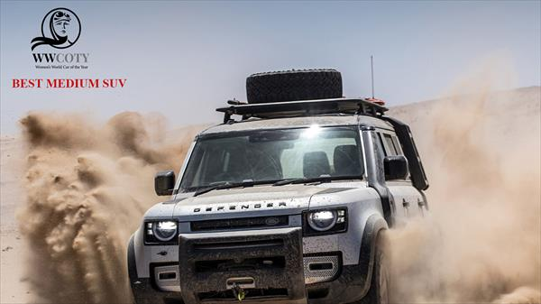 wwcoty land rover defender